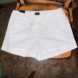 New J Crew shorts. Size 4